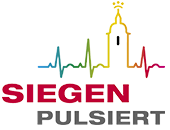 "Logo ""Siegen Pulsiert"""